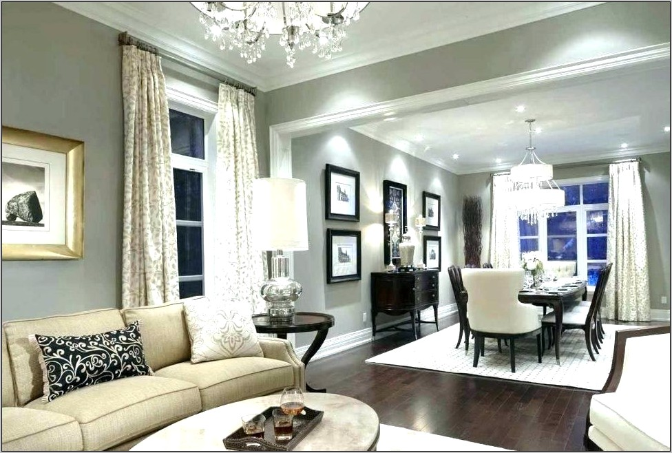 Decor For Dining Room With Grey Walls