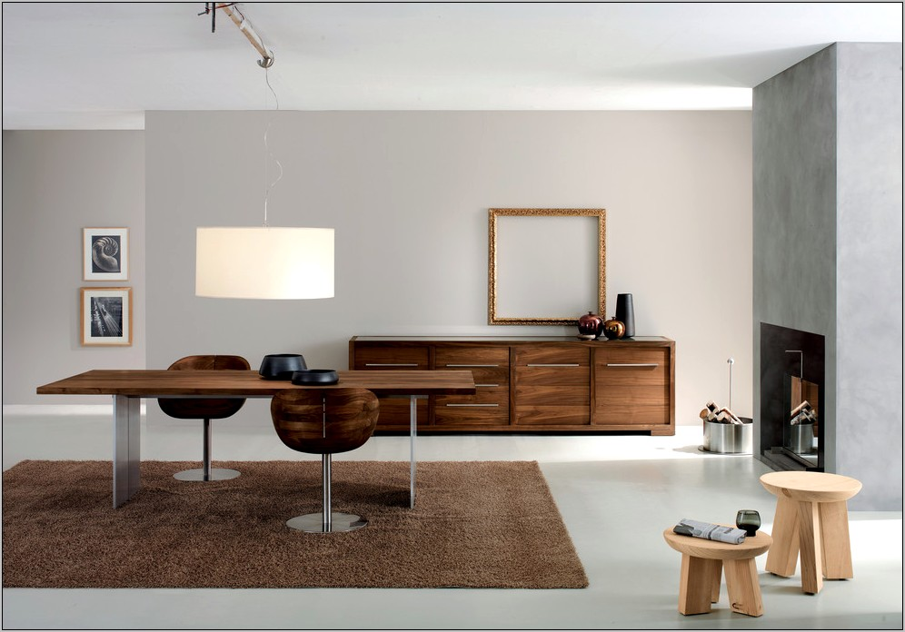Decorating A Dining Room Credenza