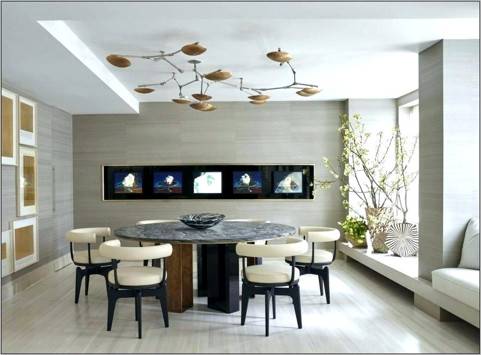 Decorating A Dining Room With No Windows