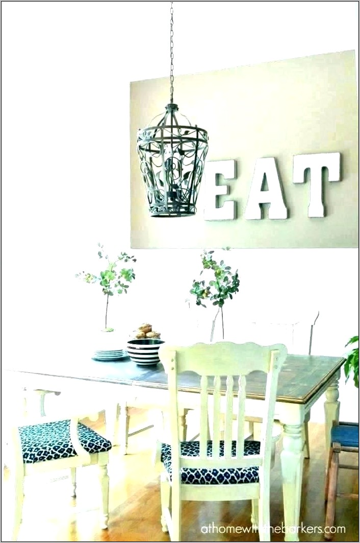 Decorating A Dining Small Casual Room