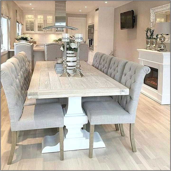 Decorating A Long Dining Room