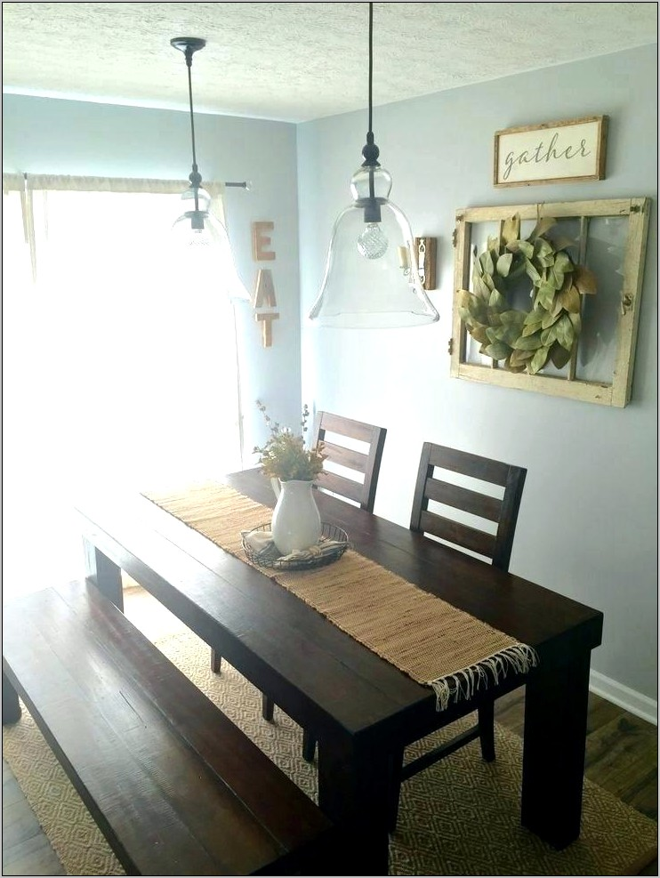 Decorating A Small Casual Dining Room