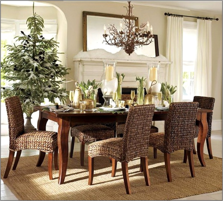 Decorating A Square Dining Room