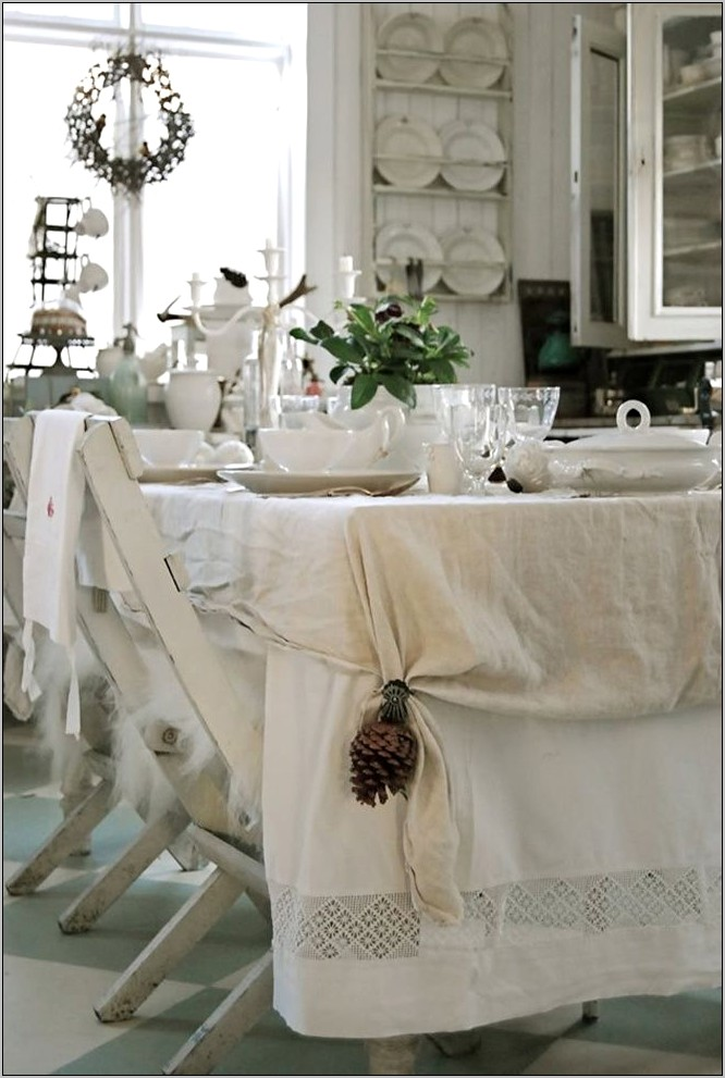 Decorating A White Dining Room