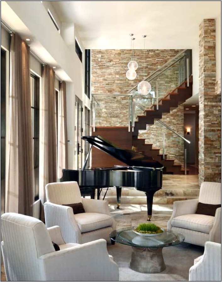 Decorating Ideas Baby Grand In Dining Room