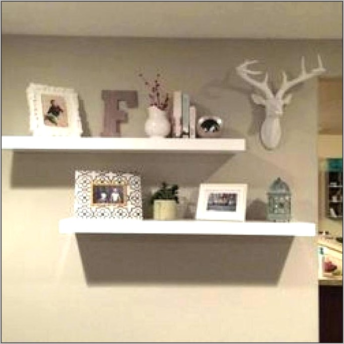 Decorating With Shelves In Dining Room