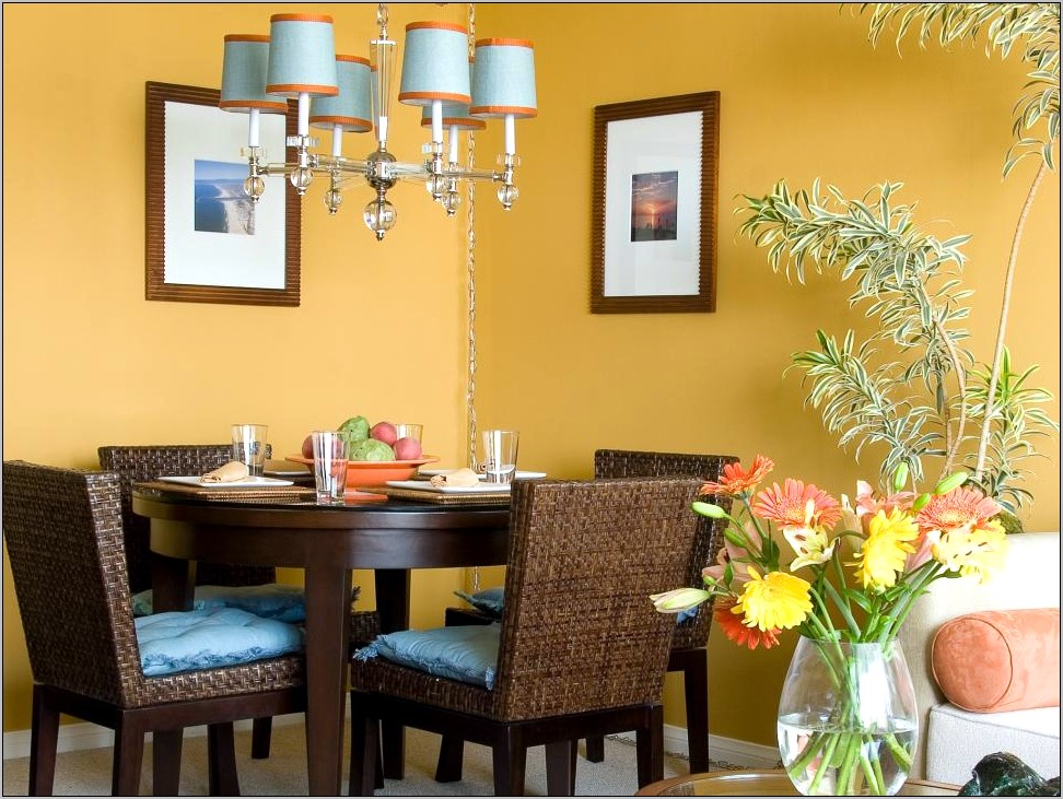 Design Idea For Dining Room