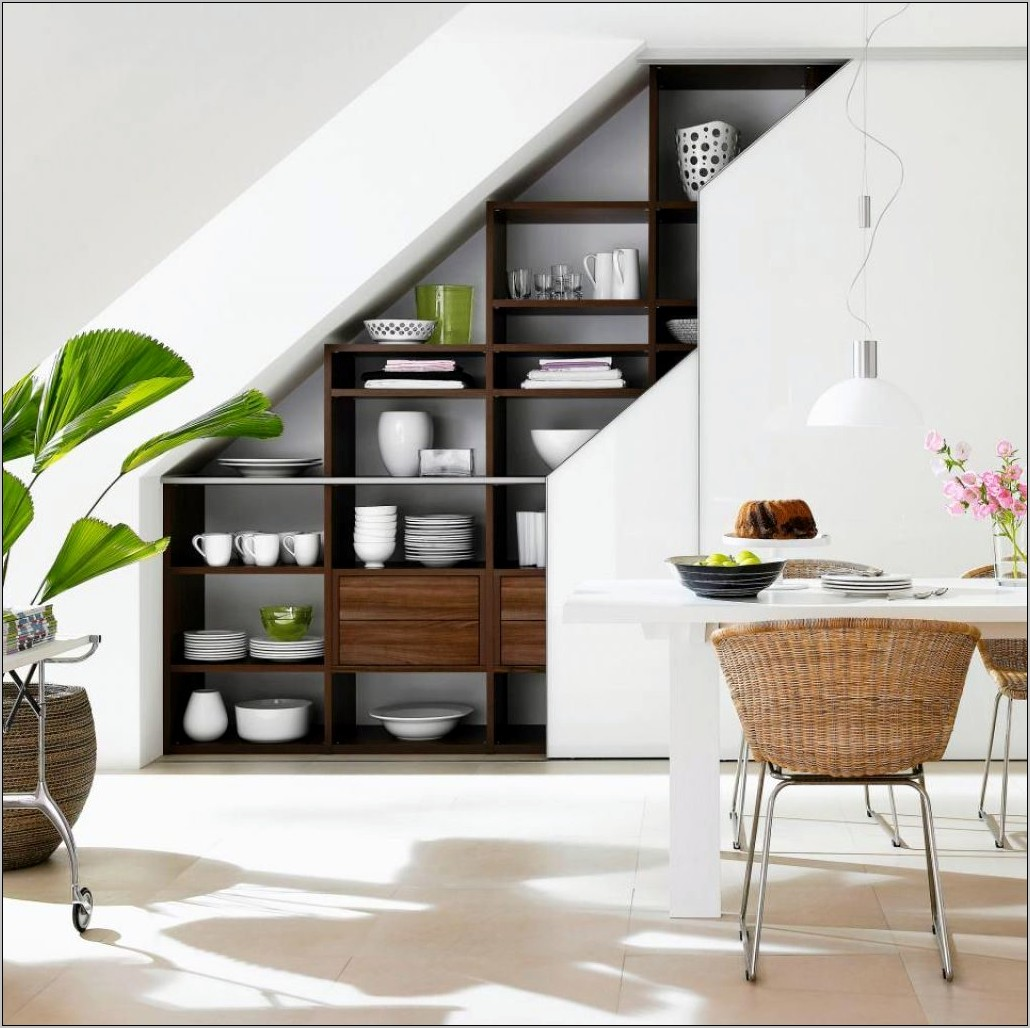Dining Room Built In Storage Ideas