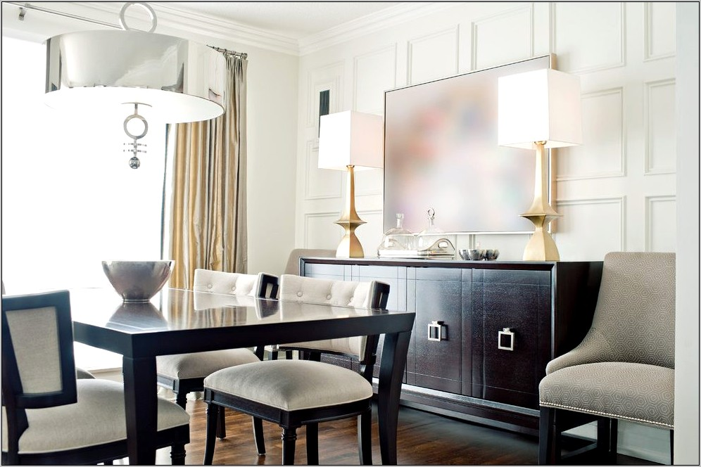 Dining Room Contemporary Ideas