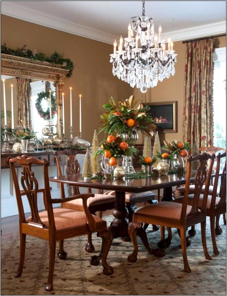Dining Room Decorating Images