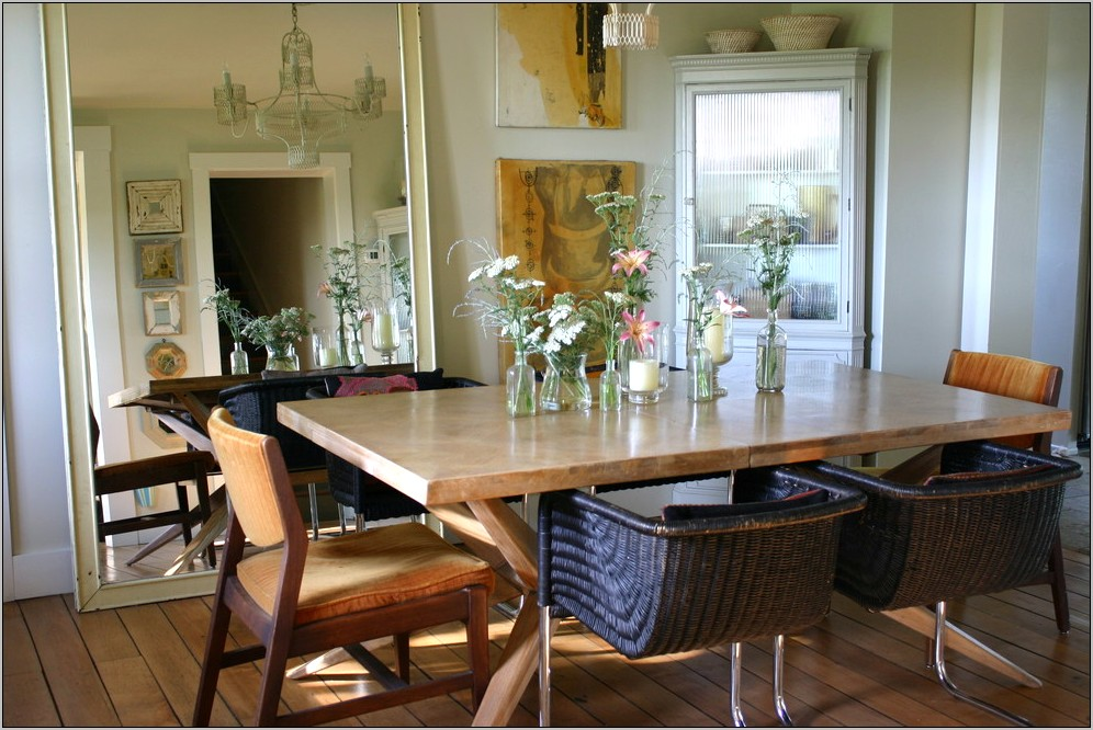Dining Room Ideas With Hardwood Floors