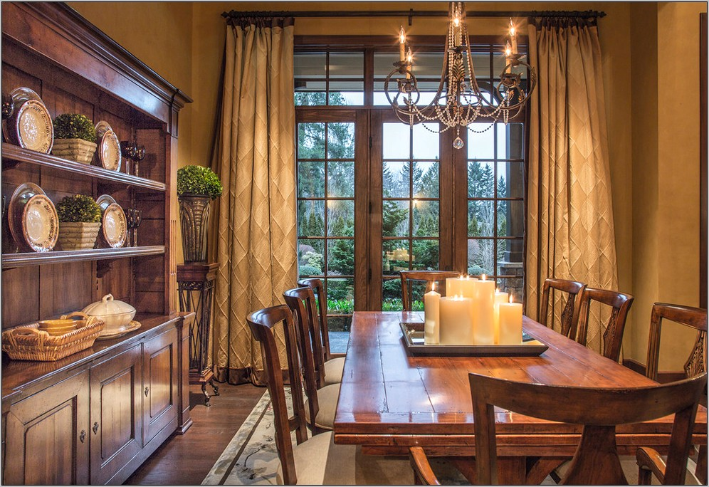 Dining Room Ideas With Wood Floors