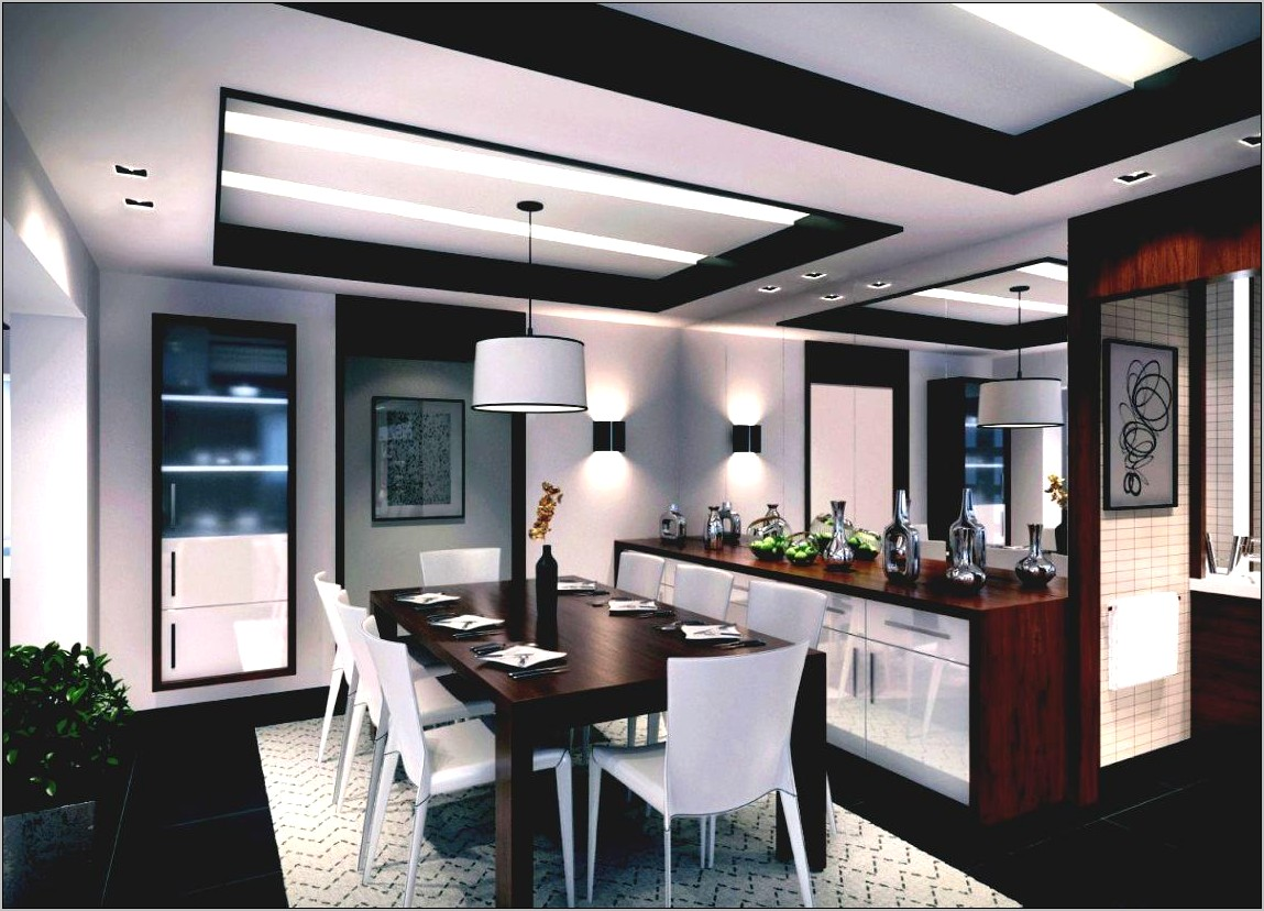 Dining Room Interior Design Ideas India