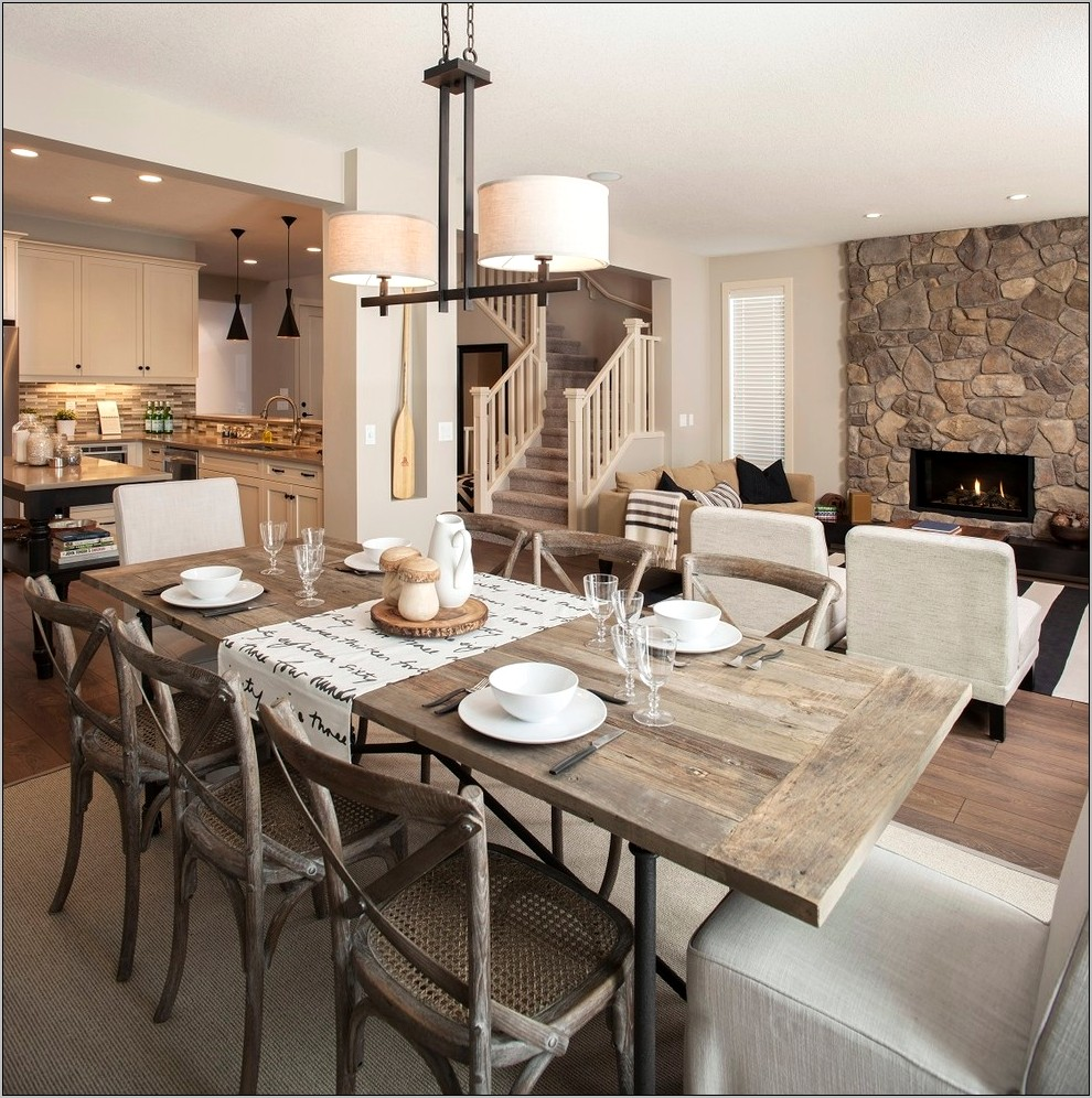Dining Room Place Settings Ideas