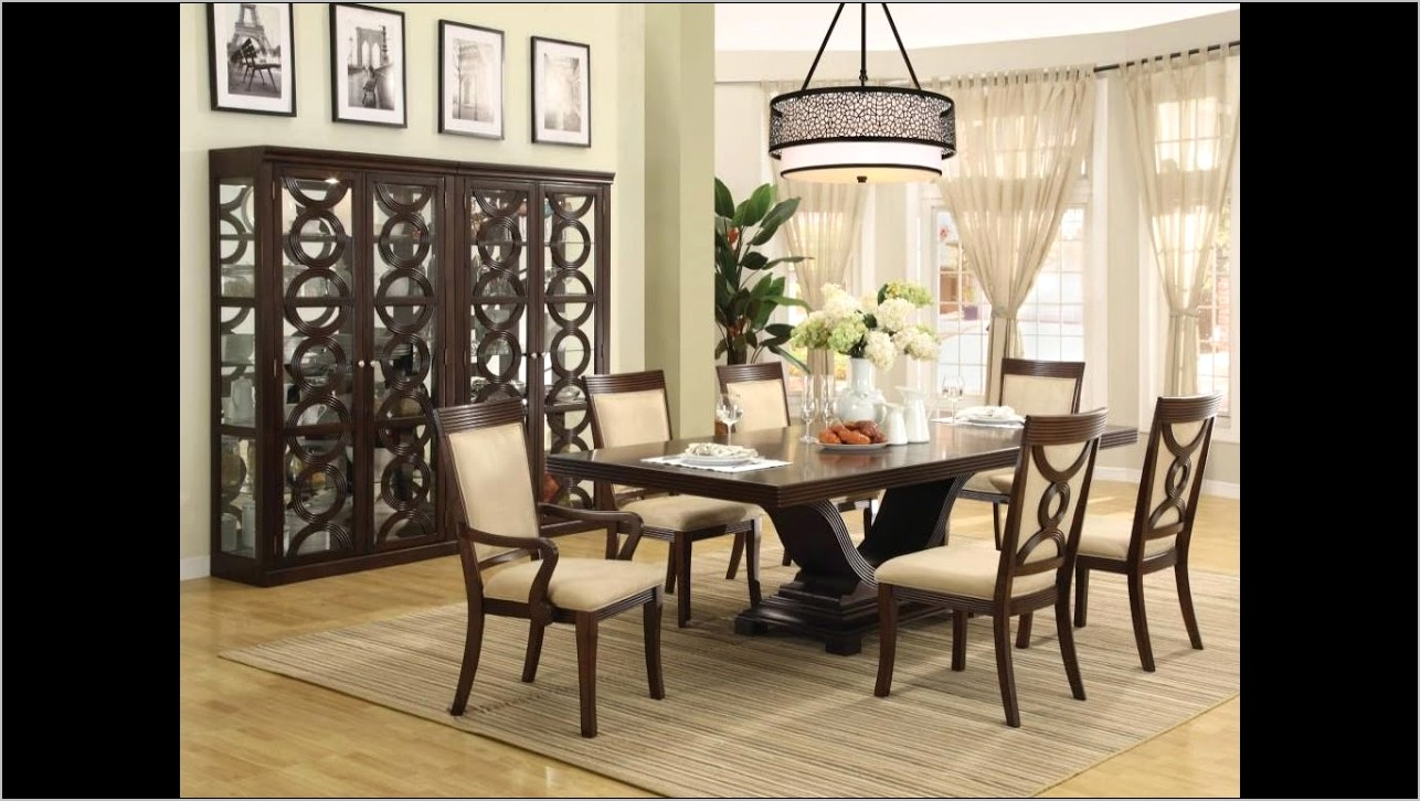 Dining Room Table Jow To Decorate
