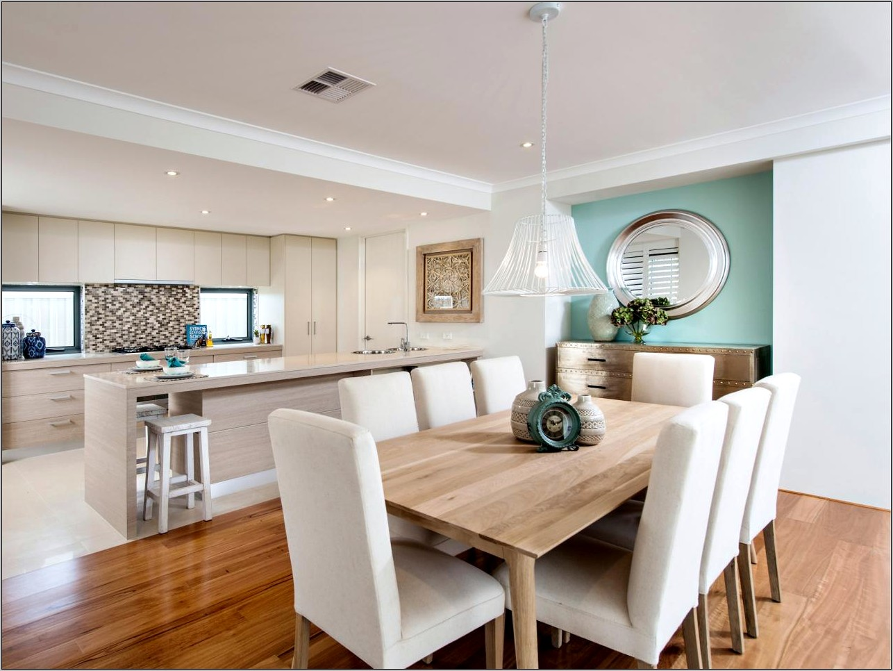 Dining Room To Kitchen Ideas