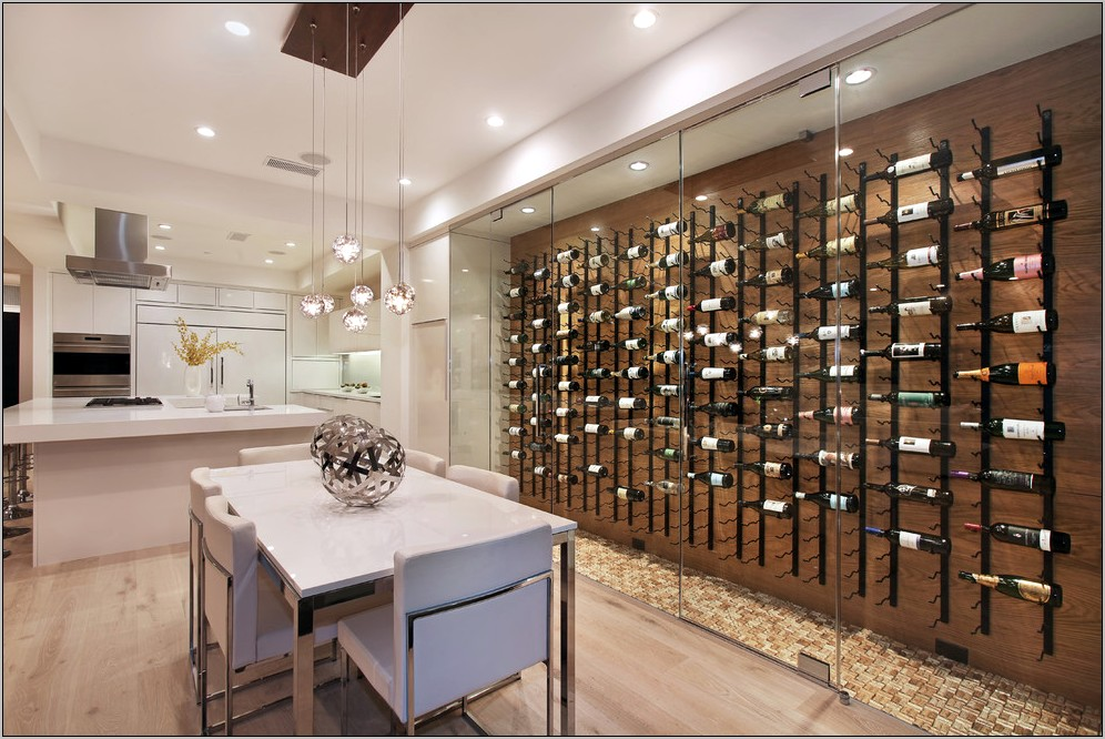 Dining Room Wine Rack Ideas