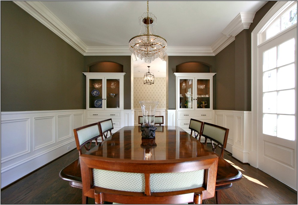 Dining Room With No Windows Decor Ideas