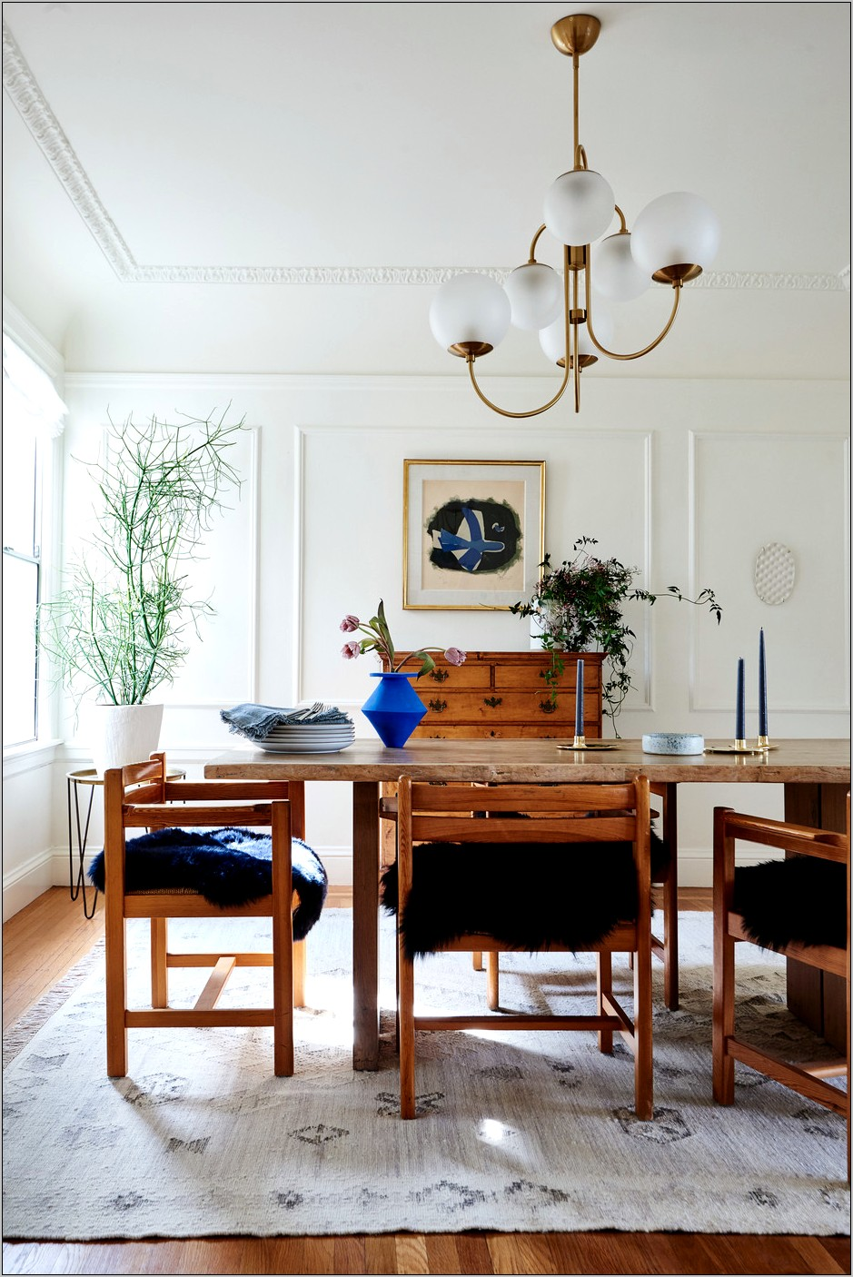 Eclectic Dining Room Decor Ideas