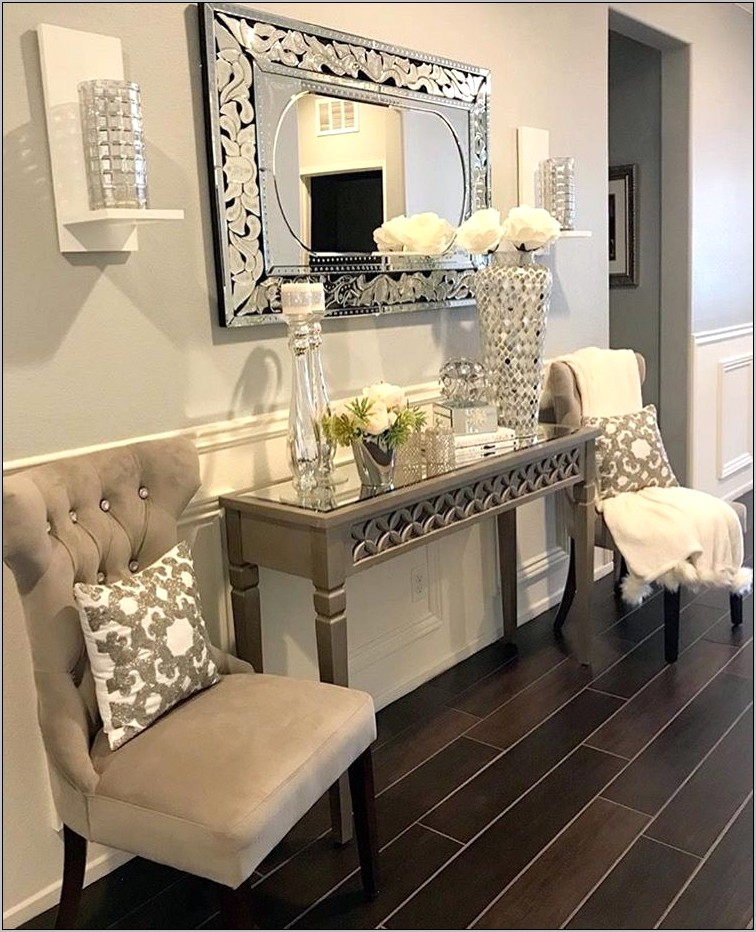 Entrance Living Room Dining Room Combo Ideas