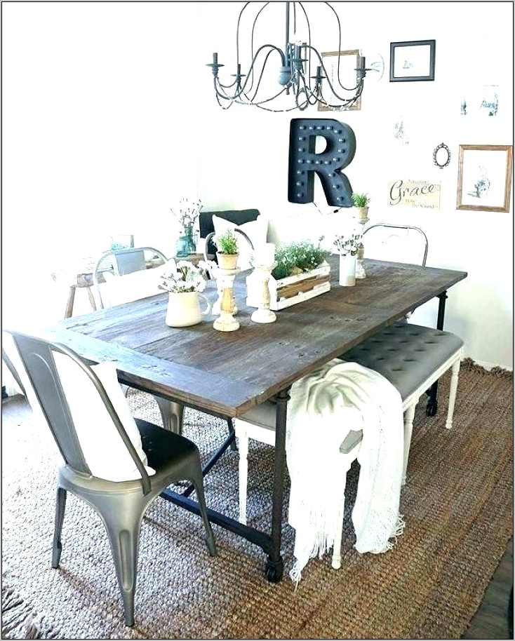 Everyday Dining Room Table Centerpiece Ideas Gold