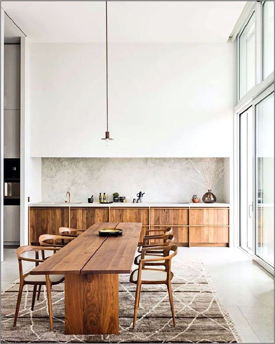 Flooring Ideas For Kitchen Dining Room