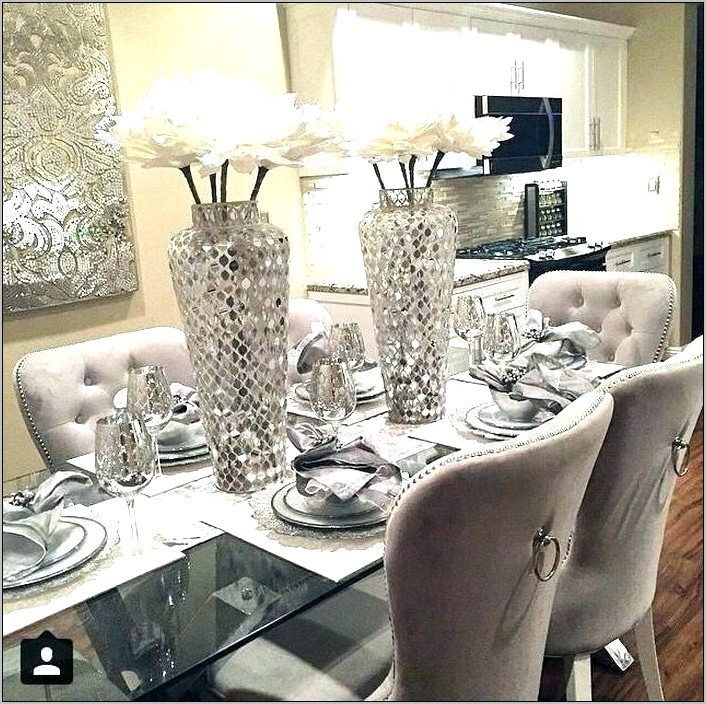 Formaual Dining Room Table Setting Ideas