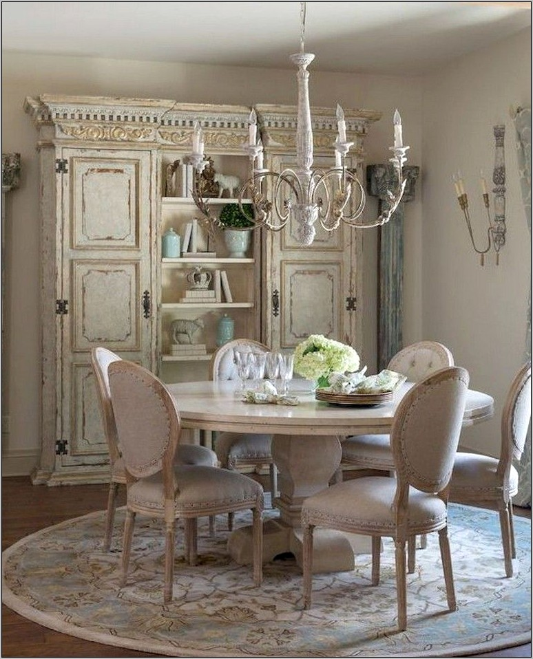 French Dining Room Decor