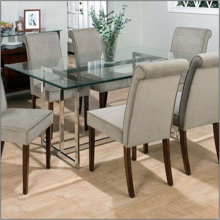 Glass Top Dining Room Tables Ideas