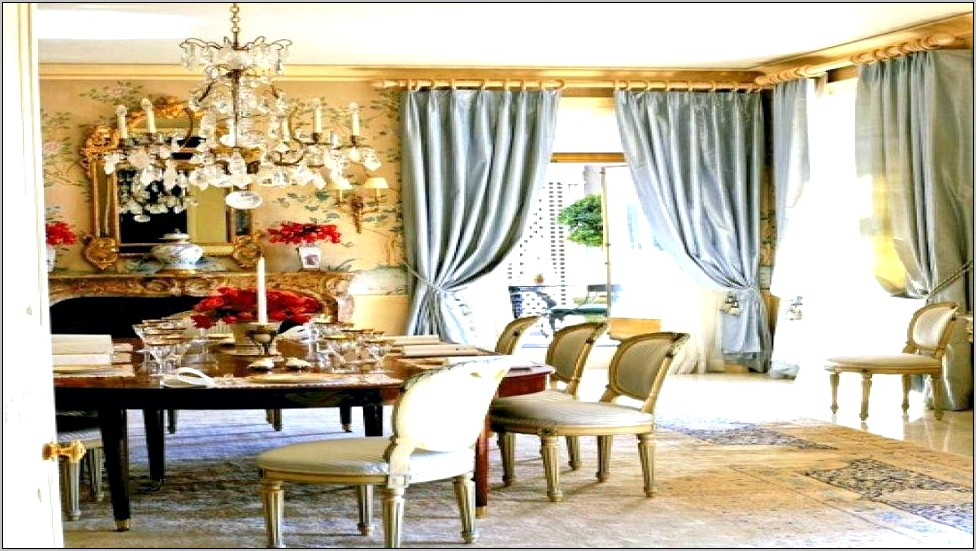 Green And Pink Dining Room Ideas