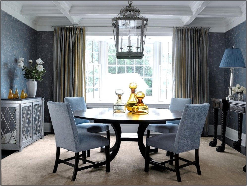 Grey And Gold Dining Room Ideas