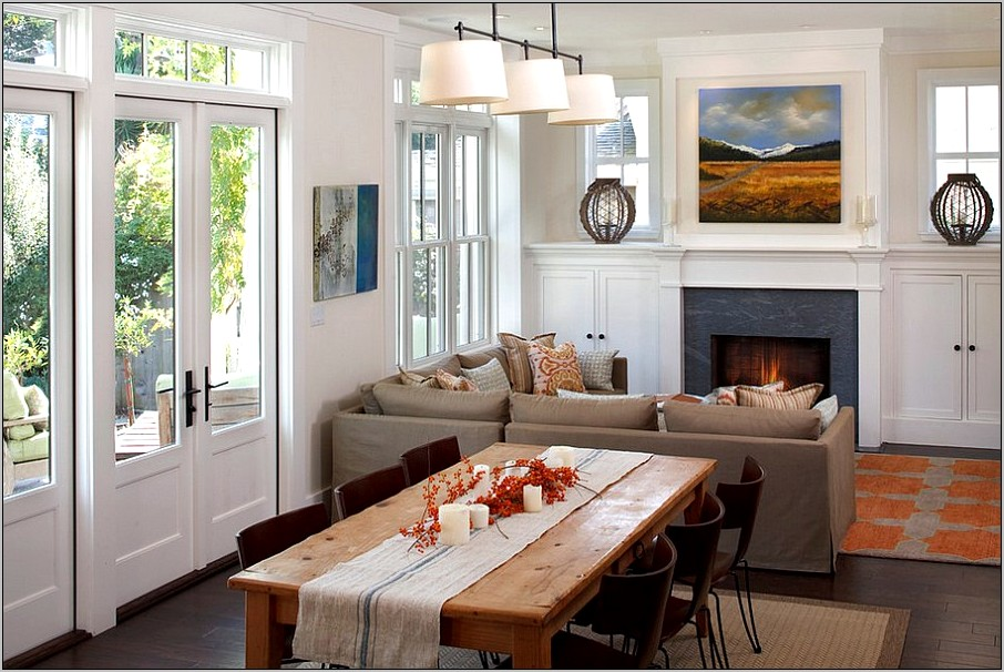 Ideas For Decorating A Country Dining Room