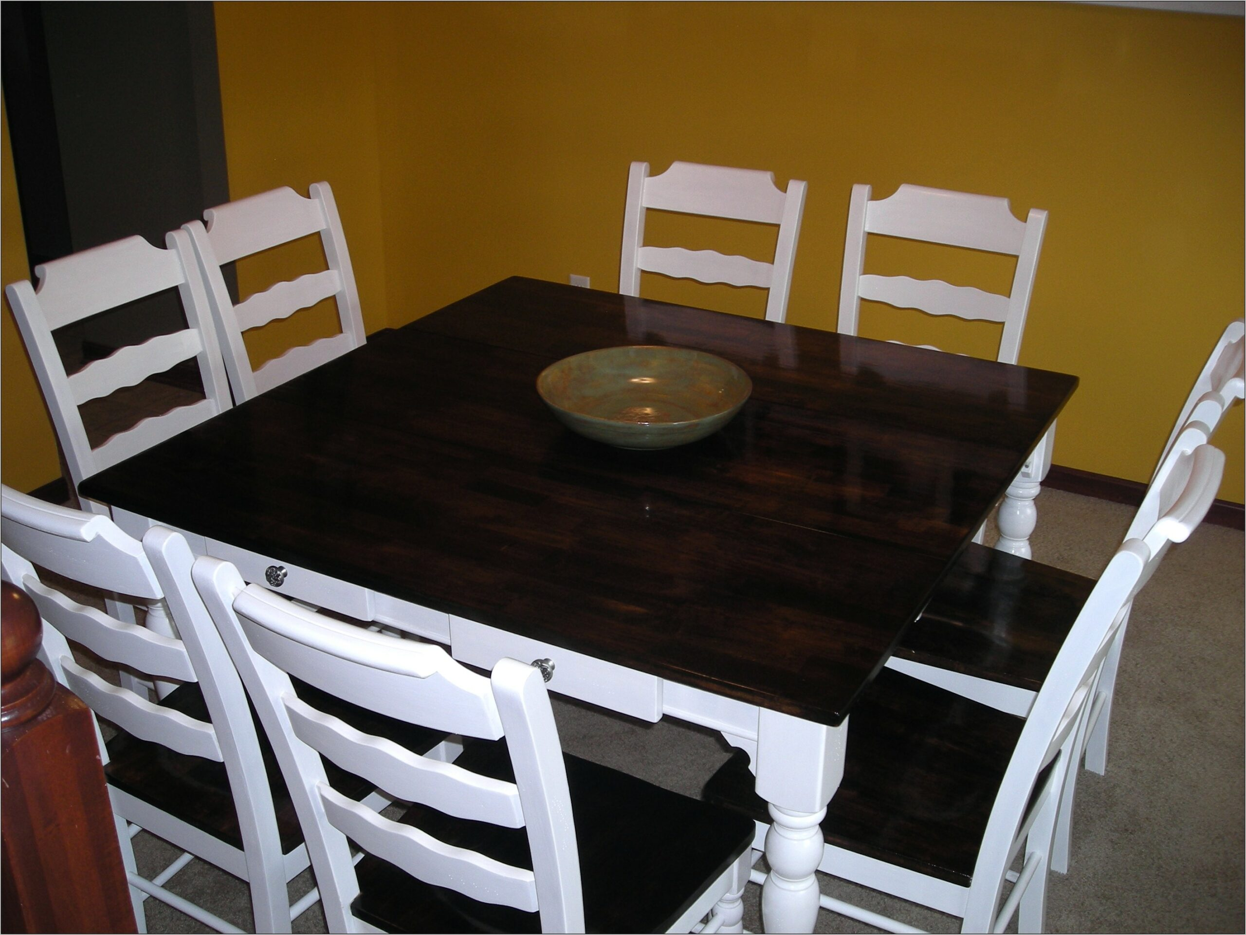 Ideas For Refinishing A Dining Room Table