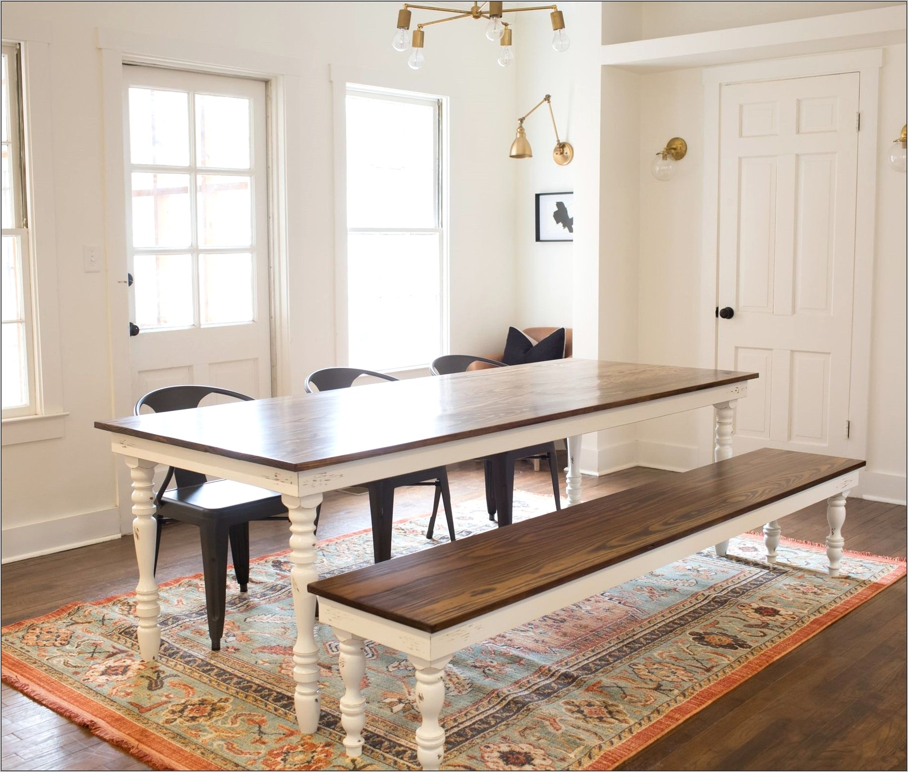 Inexpensive Dining Room Table Ideas