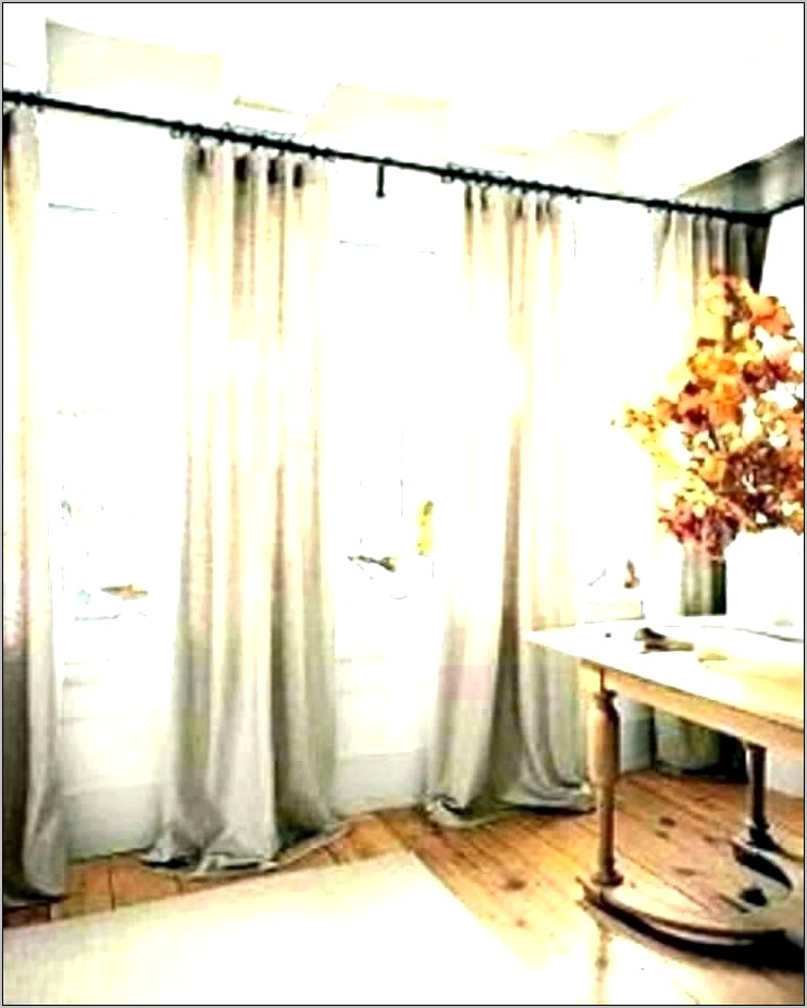 Informal Dining Room Curtain Ideas
