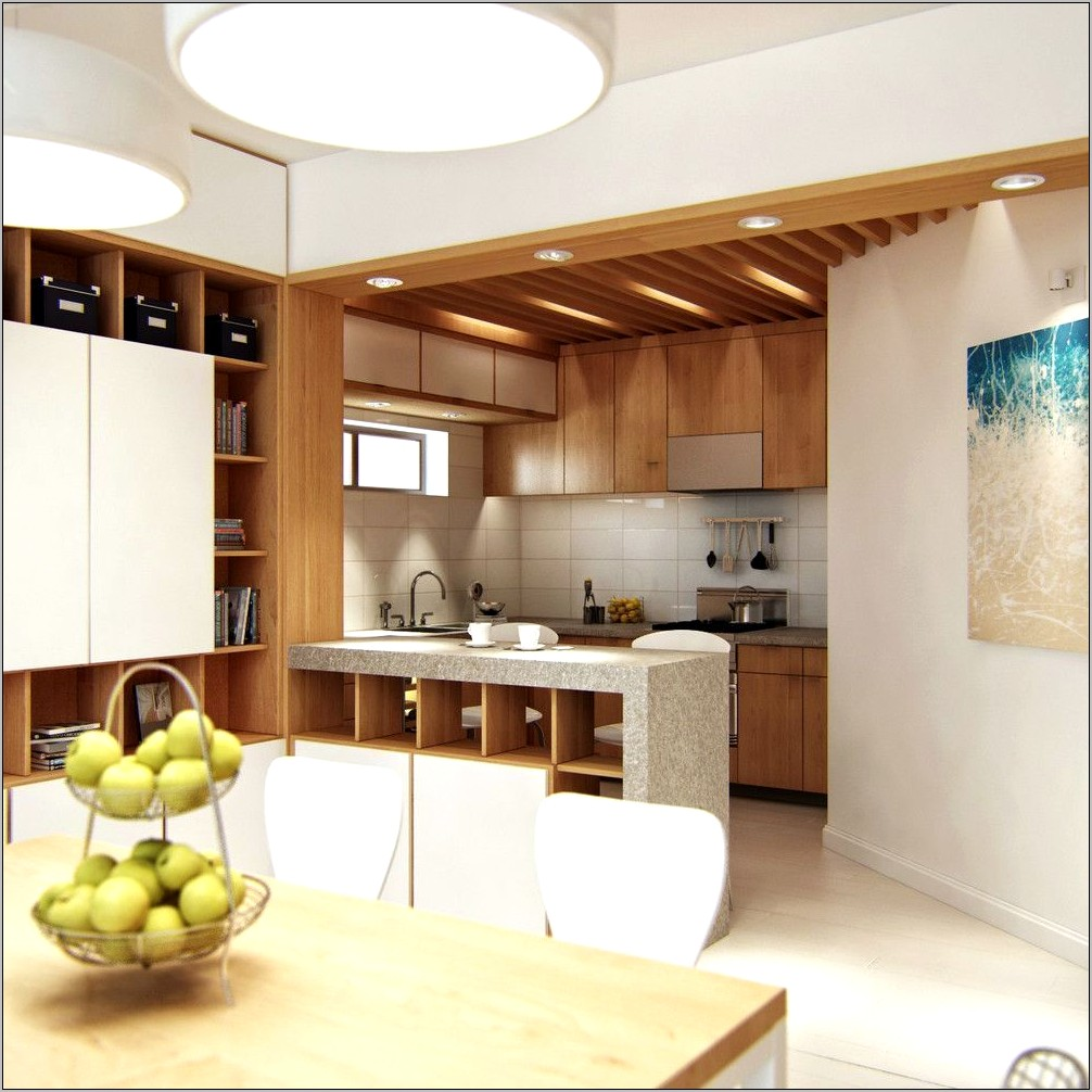 Kitchen Dining Room Divider Ideas