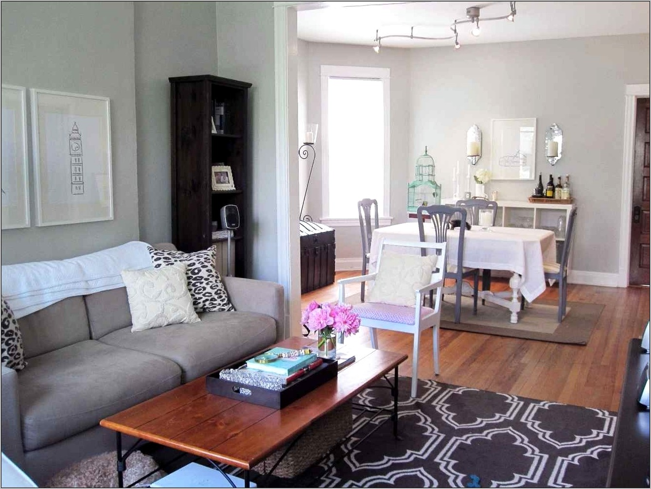 Living Dining Room Combo Layout Ideas