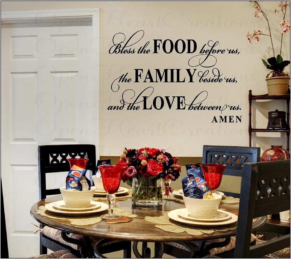 Picture Wall Ideas For Dining Room