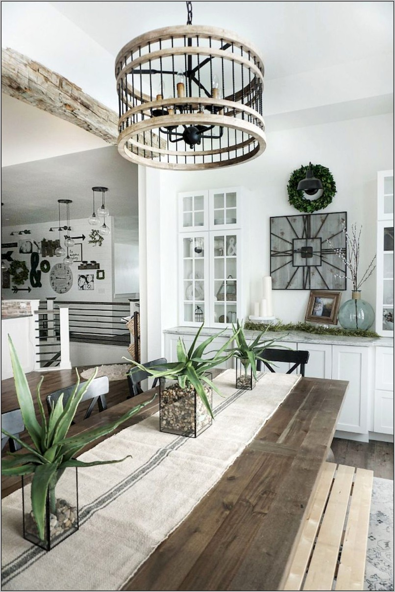 Rustic Dining Room Ideas On A Budget