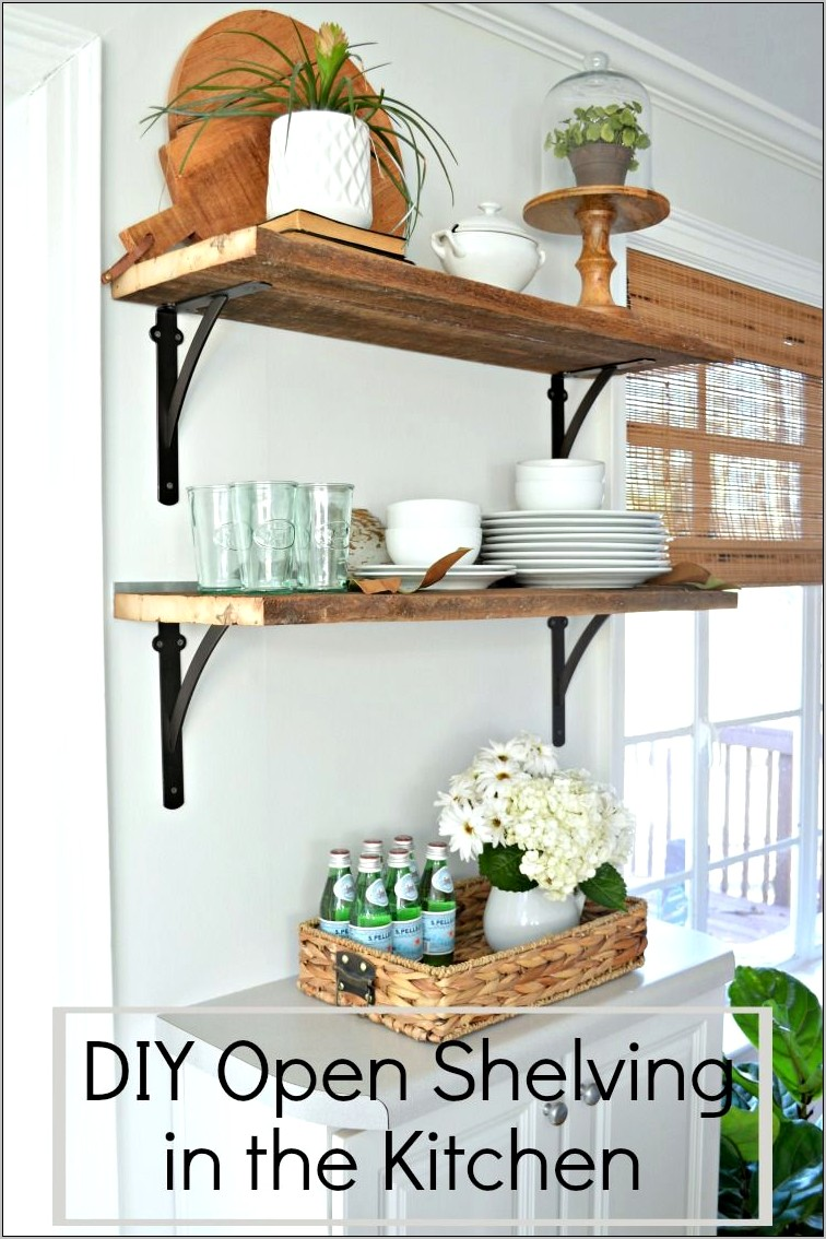 Shelving Ideas For Dining Room