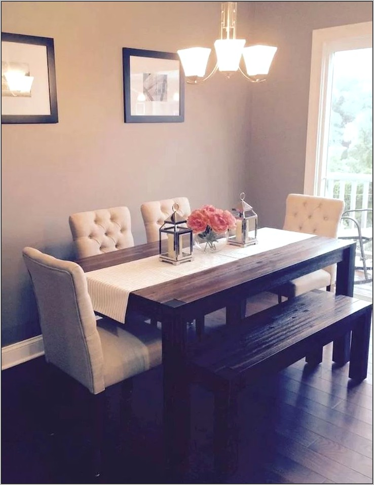 Small Dining Room Table Decor