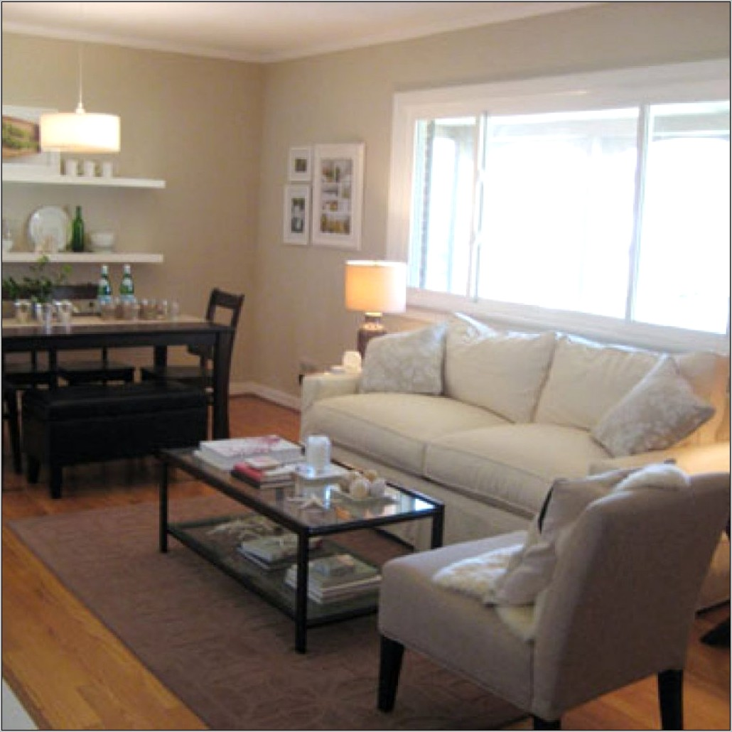Small Living Room Dining Room Layout Ideas