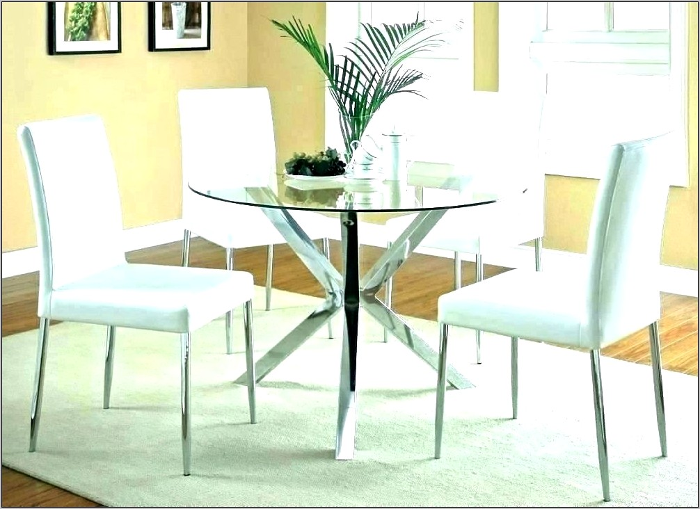 Small Round Table Dining Room Ideas