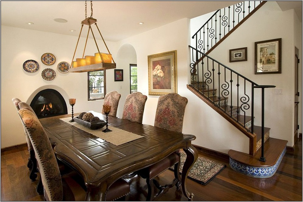 Southwest Dining Room Ideas