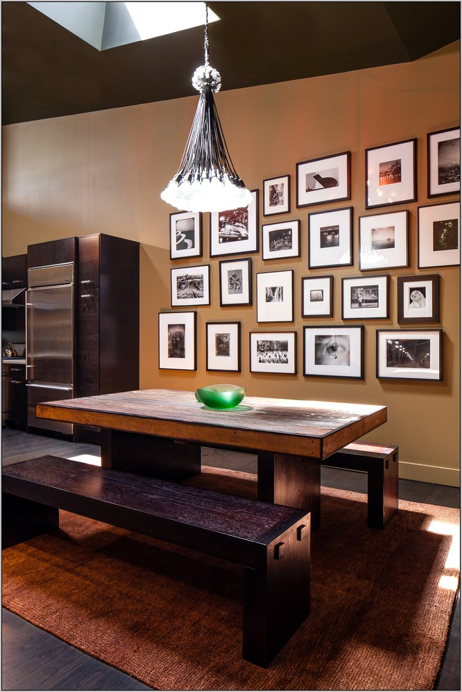 Steel Cabinet Home Dining Room Decor