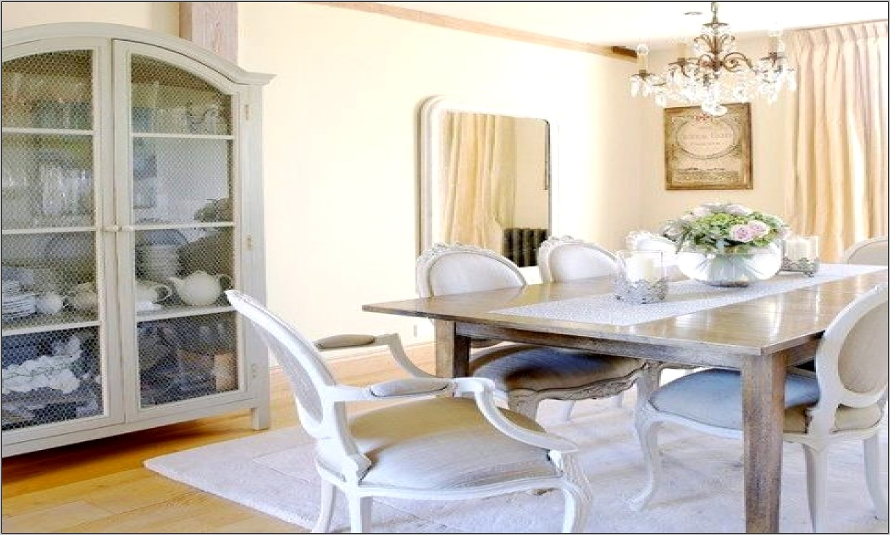 Taupe Dining Room Decor