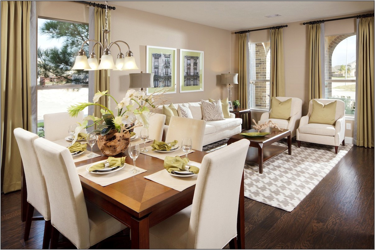Townhouse Dining Room Decorating Ideas