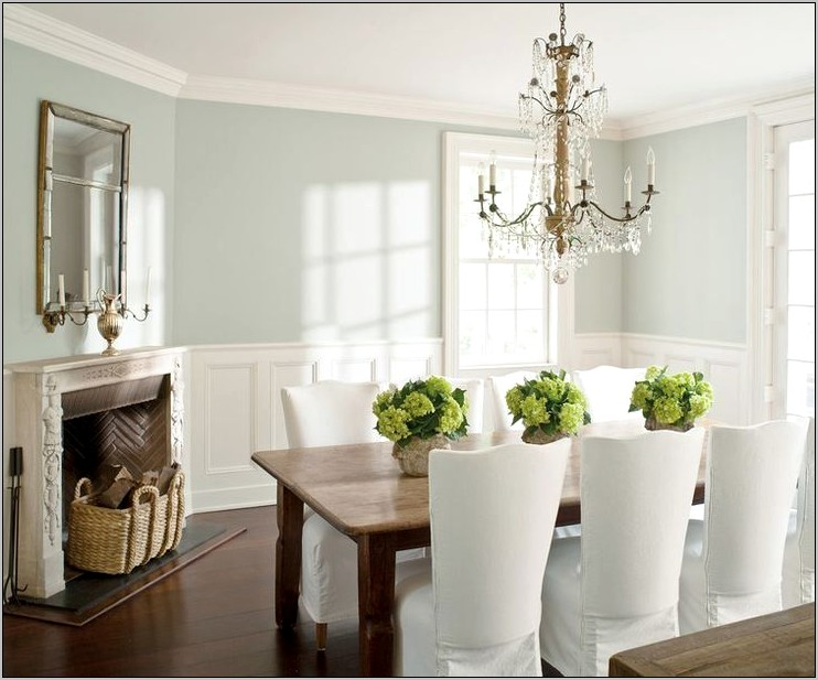 White Dining Room Chair Ideas