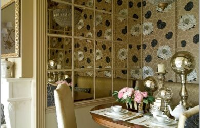 Wine Themed Dining Room Decor