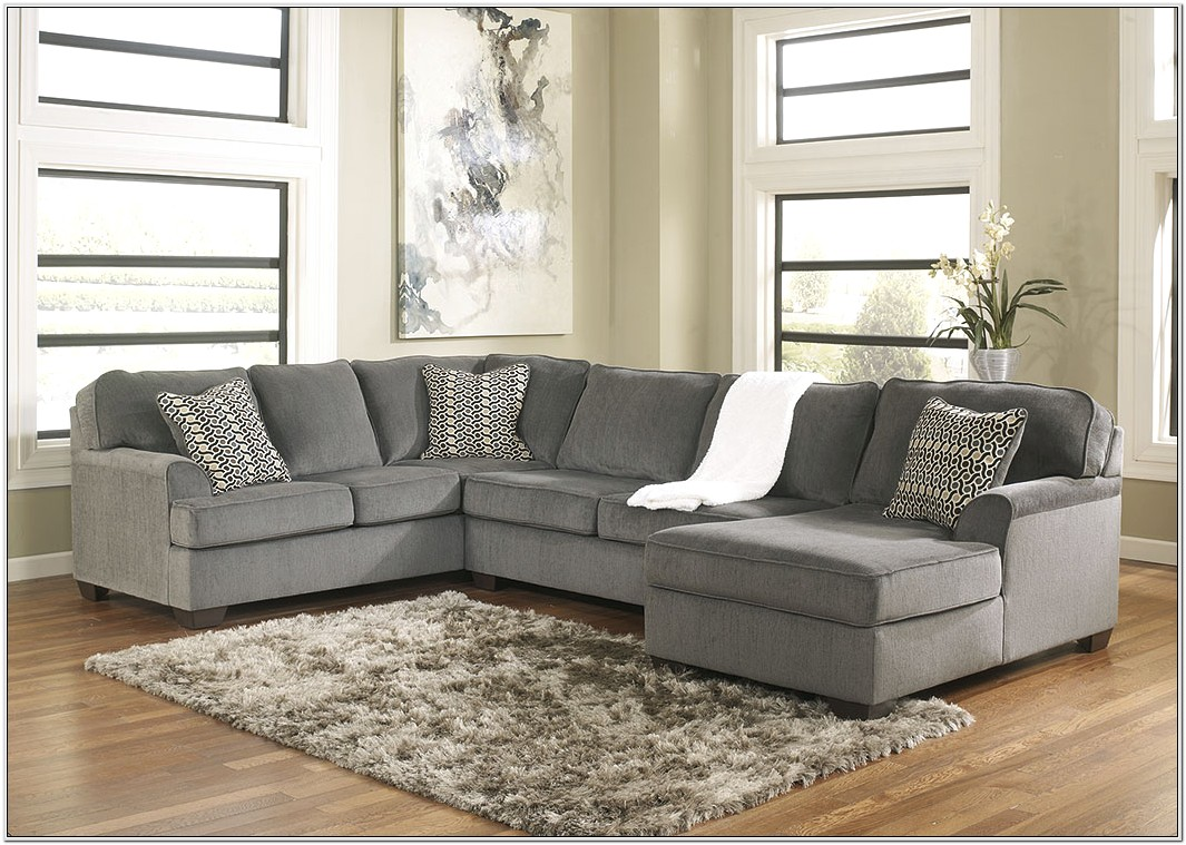 14 Pc Living Room Set Ashley Furniture